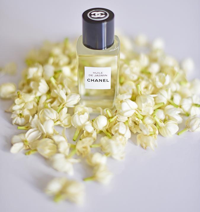 Chanel Huile de Jasmin | Akanksha Redhu |