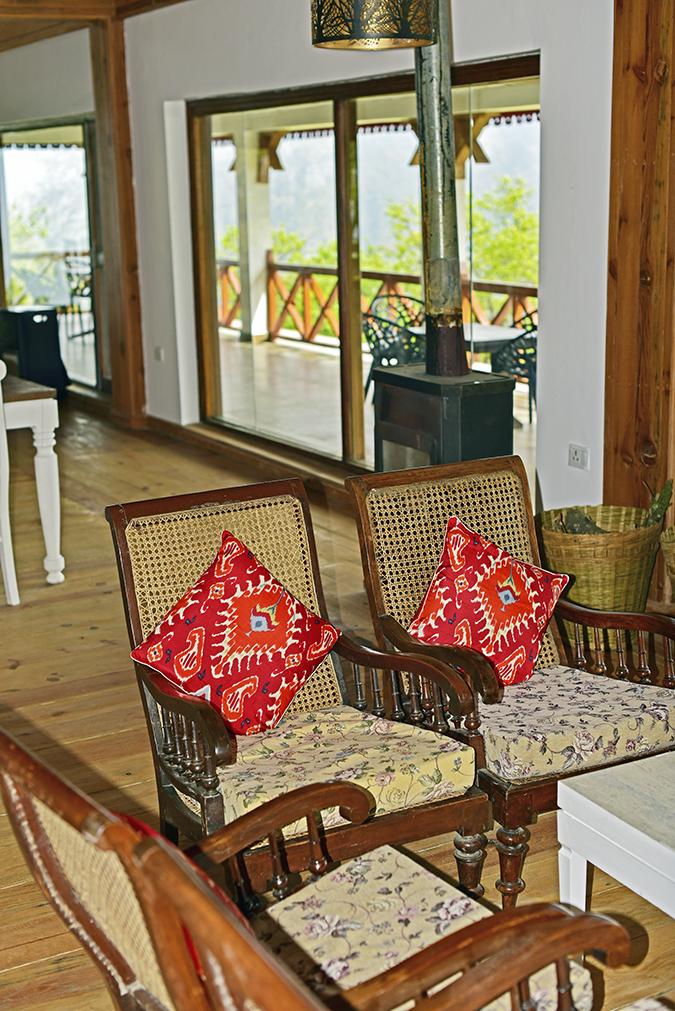 DYO The Organic Village Resort   Akanksha Redhu   cafe camera