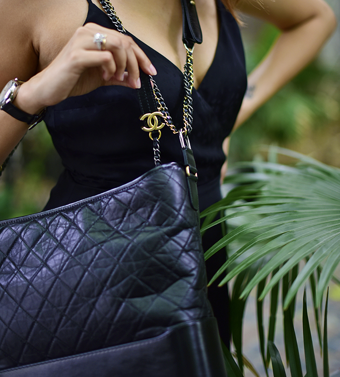 Chanel Gabrielle Bag | Akanksha Redhu chain closeup