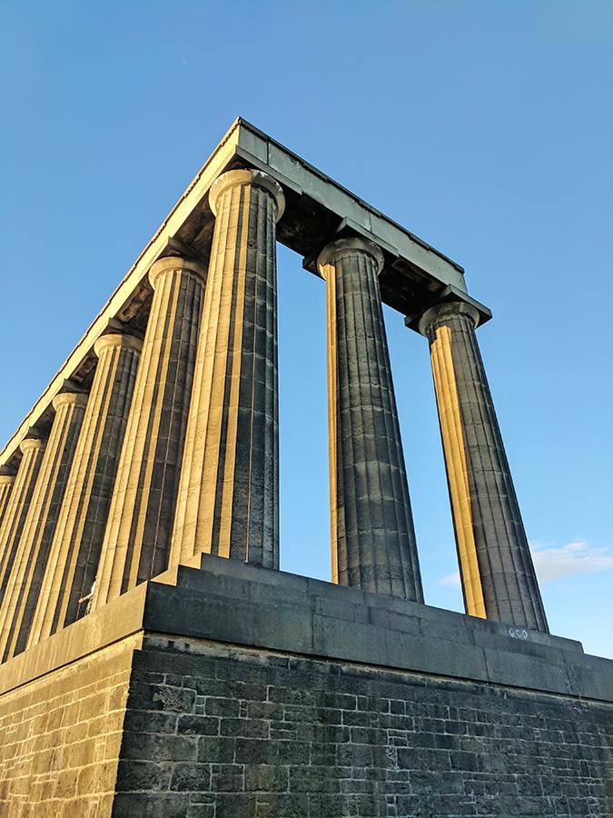 Edinburgh | Akanksha Redhu | stonehenge angle