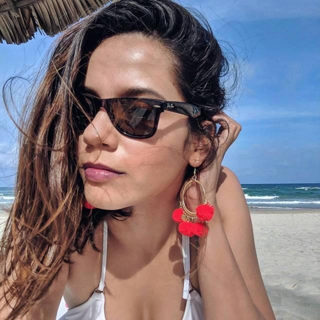 Born to be a beach bum RedhuxVietnam RedhuTravels Vietnamdanangootdlotdwiw Indianfashionbloggerindianbloggerhellip