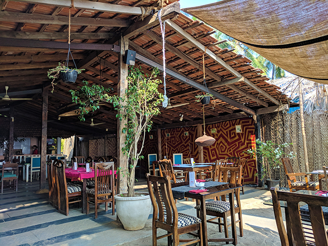 Places to Eat | Goa | Akanksha Redhu | sublime chairs