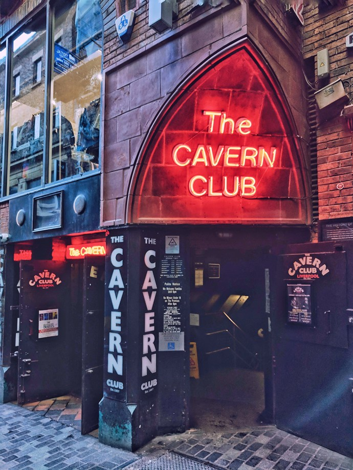 Must See Liverpool | Akanksha Redhu | Visit Britain | ouside Cavern Club