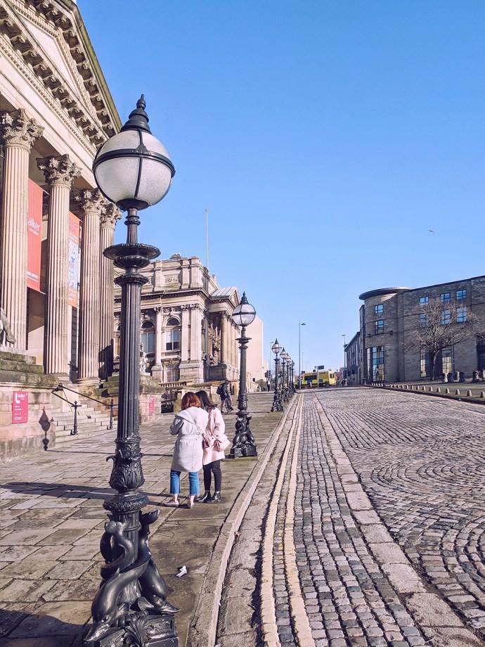 Must See Liverpool | Akanksha Redhu | Visit Britain | outside walker art gallery