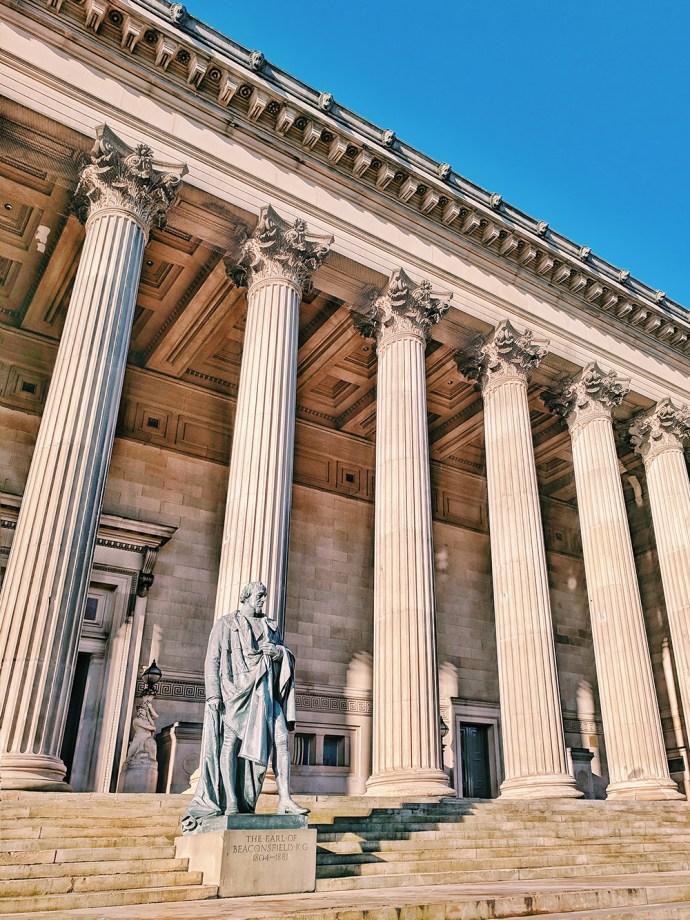 Must See Liverpool | Akanksha Redhu | Visit Britain | St Georges Hall