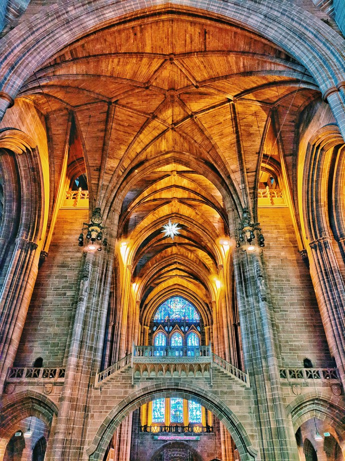 Must See Liverpool | Akanksha Redhu | Visit Britain | Liverpool Cathedral