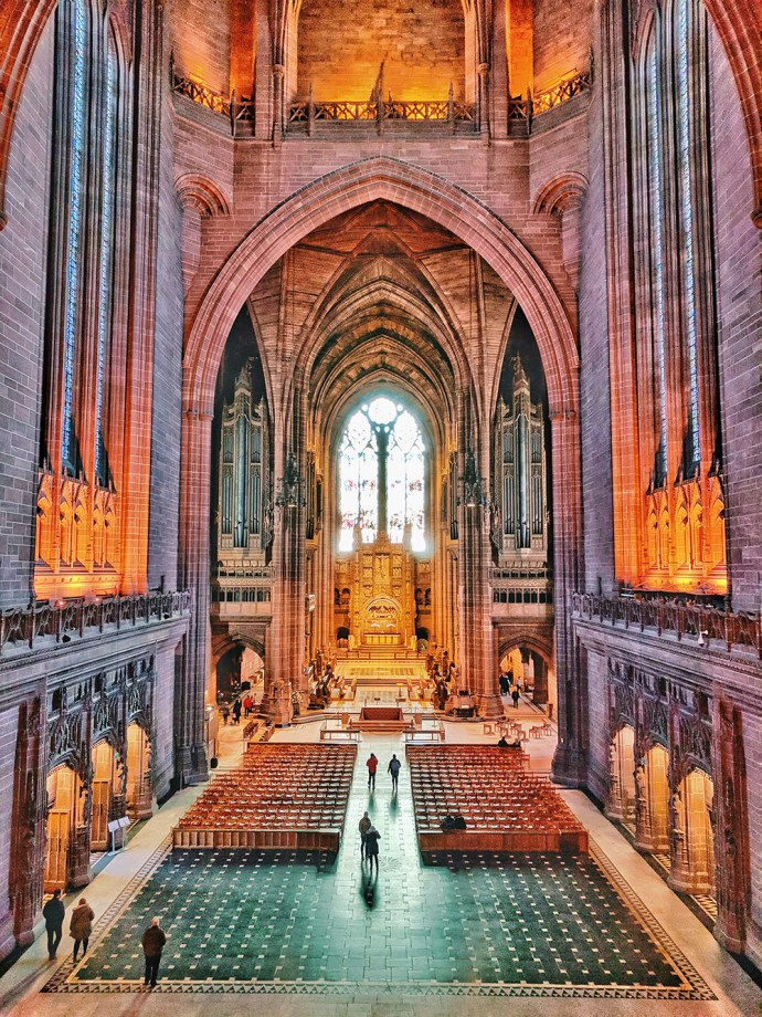 Must See Liverpool | Akanksha Redhu | Visit Britain | Liverpool Cathedral3