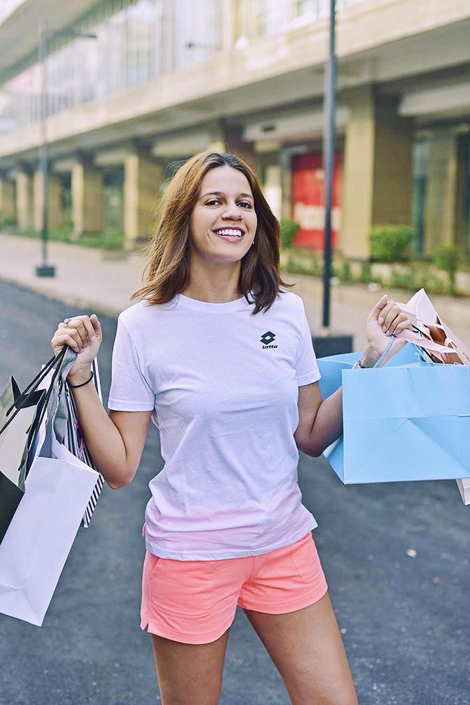Lotto LIFE'S | Akanksha Redhu | shopping half
