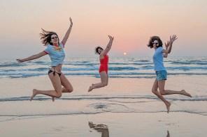 Goa Trip with Girlfriends