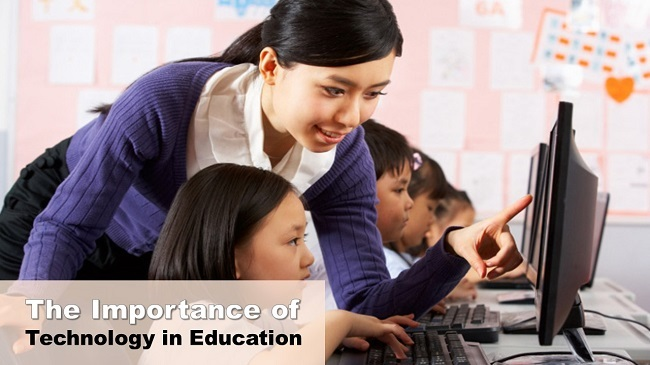 importance of technology in education