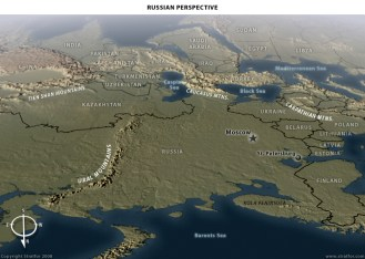 Russian Perspective (2008) by Stratfor