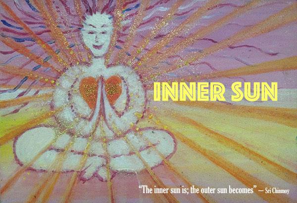 Inner Sun Inner-Spiration Print