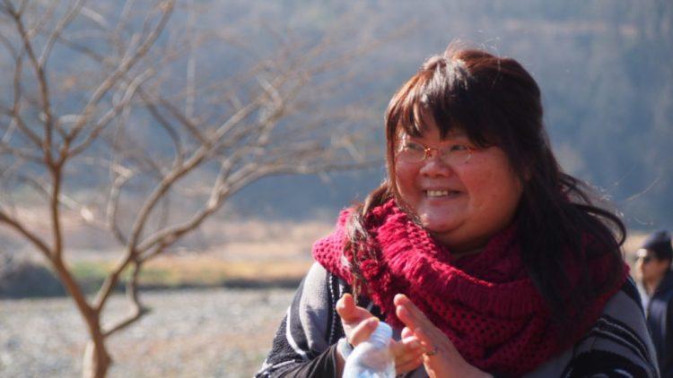 参加者の笑顔3