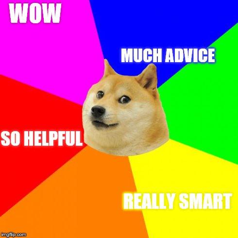 wow dog meme