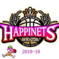 秋田ノーザンハピネッツ Bリーグ 2018-19
