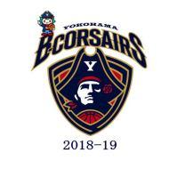 横浜ビーコルセアーズ Bリーグ 2018-19