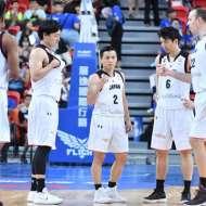 バスケ男子日本代表 ワールドカップ二次予選 ホーム・カタール戦