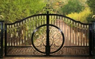 Çelik Kapı ve Ferforje Kapı Çeşitleri