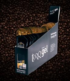 Żel energetyczny TORQ Kawa-Caramel latte 5060123414493 5060123414479
