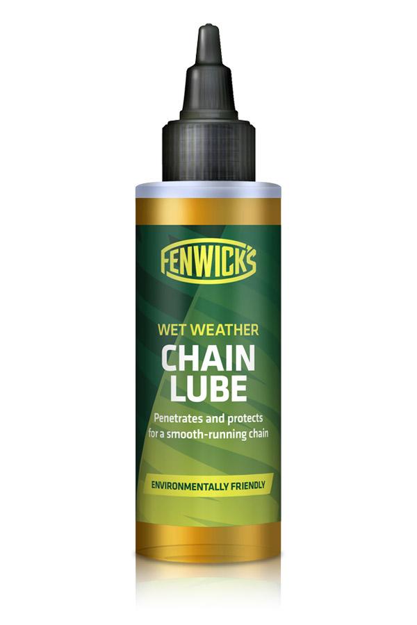 Olej do łańcucha na mokre warunki 100ml Fenwicks 5060012762230