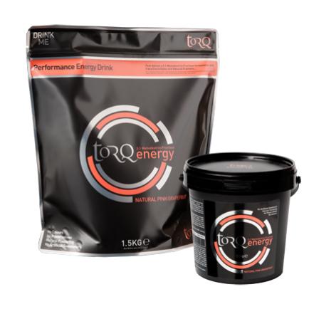 Torq Energy o smaku Różowego grejpfruta