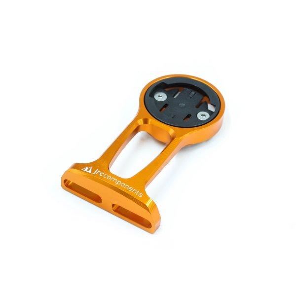 Uchwyt licznika JRC Components - do Wahoo - Przednie mocowanie do mostka - pomarańczowy /orange/