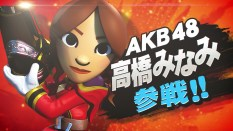 AKB48 x Super Smash Bros