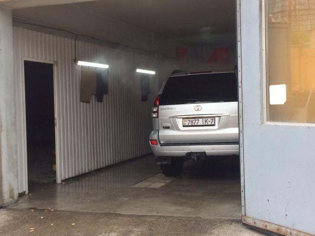 Мойка авто в Минске