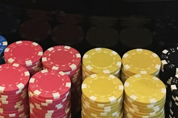 roulette chips for casino hire Berkshire