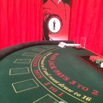 Casino Bond theme hire