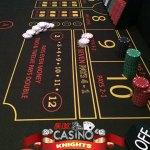 A K Casino Knights Dice hire