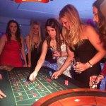 Casino party night