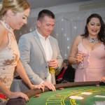 Wedding casinos players at blackjack table
