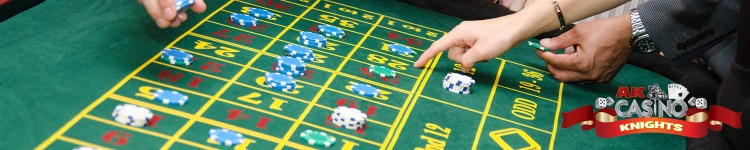 Casino hire in Surrey at A K Casino Knights