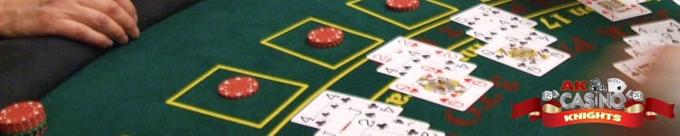 How to play Blackjack A K Casino Knights