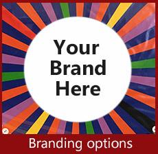 Corporate casino branding options at A K Casino Knights