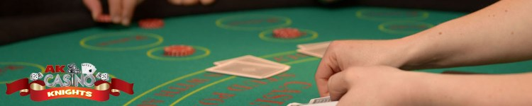 A K Casino Knights Caribbean stud poker