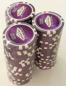 Las Vegas chips to buy