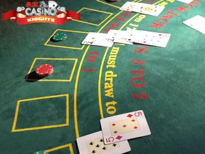 A K Casino Knights 3 table packages