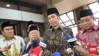 Jokowi Pilih Mahfud MD sebagai Cawapres di Pemilu 2019