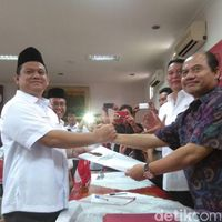 Sekjen DPD PDIP Ikut Penjaringan Calon Gubernur Jabar 2018