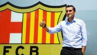 Barcelona, Tantangan Besar yang Diidam-idamkan Valverde
