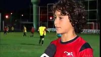 Lucianinho Si Wonder Kid: Separuh Ronaldo, Separuh Messi