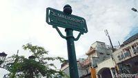 Malioboro di Yogyakarta (Kurnia/detikTravel)