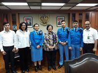 Nasihat Menteri Siti ke Siswa Taruna Nusantara: Jadilah Pribadi Jujur!