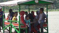 Situ Bagenditmasih jadi tujuan wisata libur tahun baru