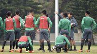 Luis Milla belum memberikan kepastian terkait statusnya untuk memperpanjang kontrak di Timnas Indonesia atau tidak. (
