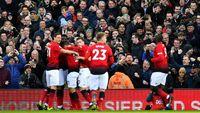 Manchester United berhasil tampil meyakinkan dalam laga di markas Fulham.