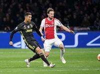 Juventus Pengalaman, Ajax Terlalu Muda