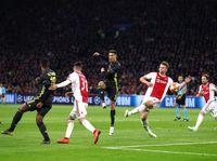 Juventus Vs Ajax: Superiornya Bianconeri